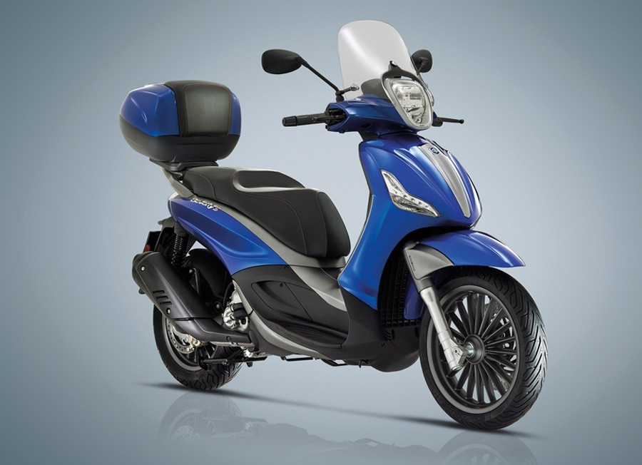 Piaggio Beverly S 300ie ABS/ASR 1