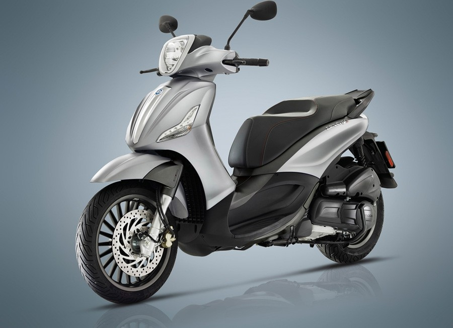 Piaggio Beverly S 300ie ABS/ASR 5