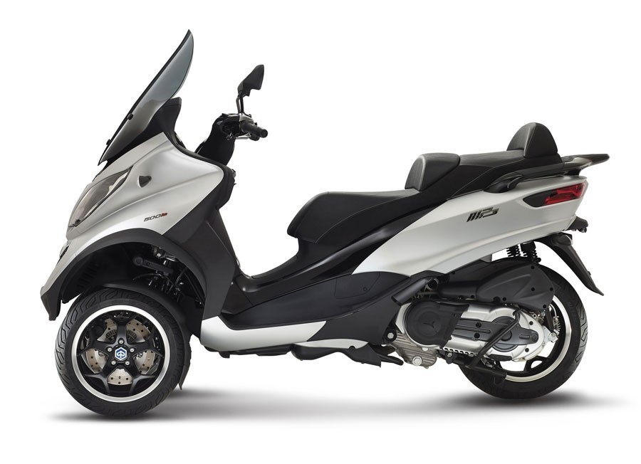 Piaggio MP3 Business 500ie LT  ABS/ASR 10