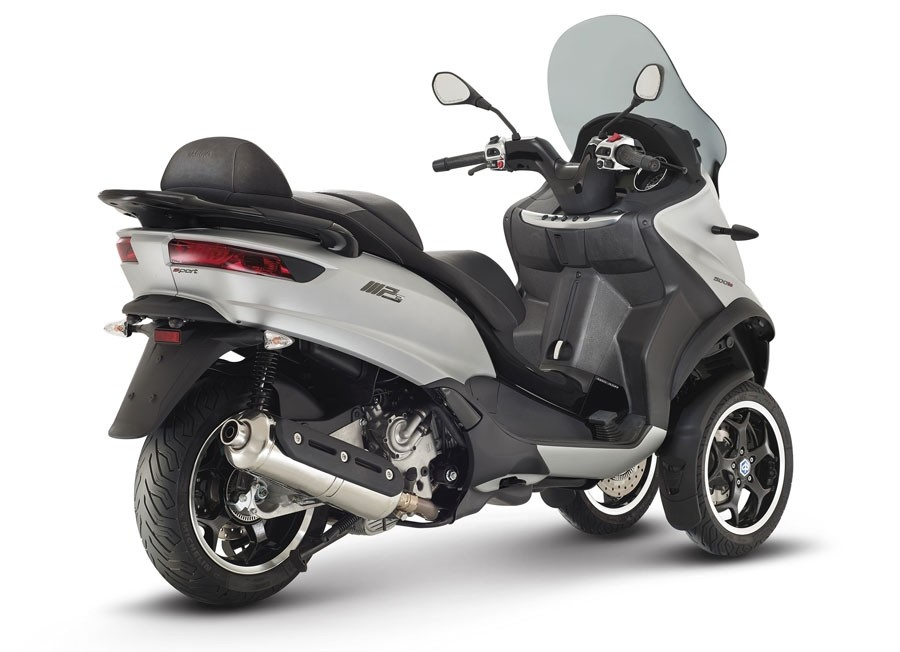 Piaggio MP3 Business 500ie LT  ABS/ASR 8