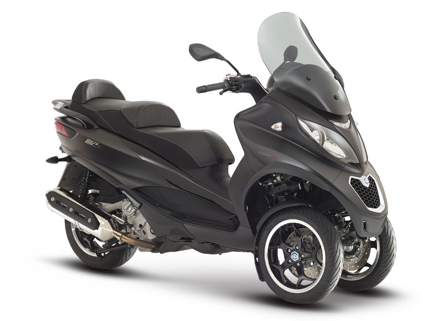 Piaggio MP3 Business 500ie LT  ABS/ASR 6