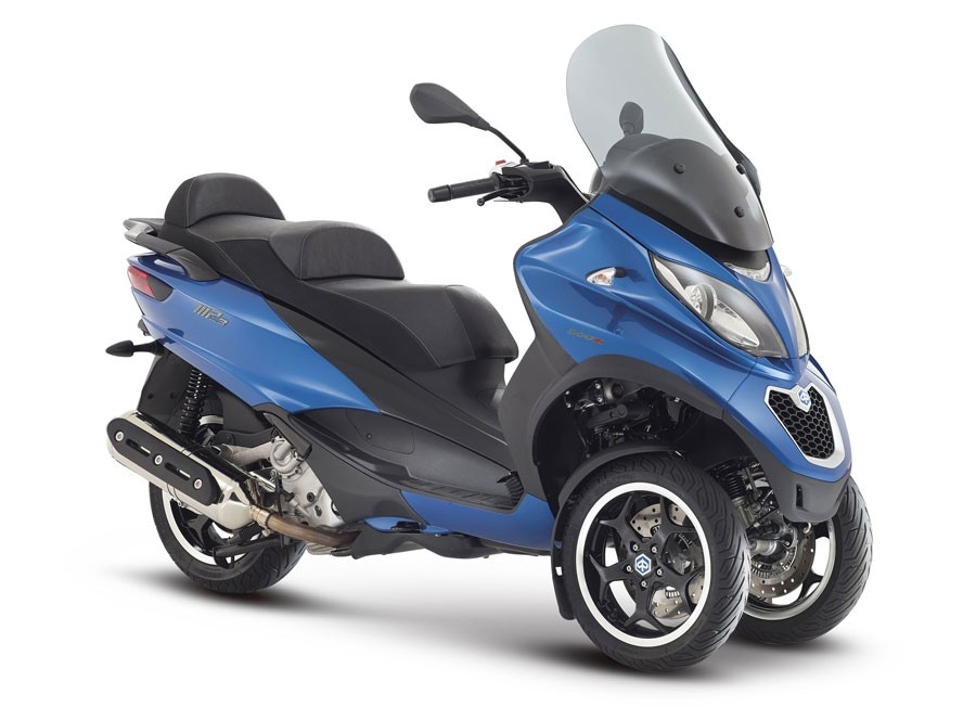 Piaggio MP3 Business 500ie LT  ABS/ASR 5